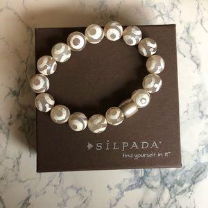 Silpada Safari Stretch Bracelet
